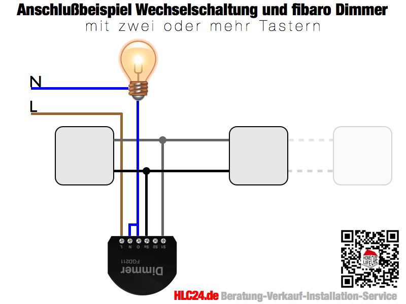 Ziemlich Verdrahtung 3 Wege Schalter Mit Dimmer Fotos - Die Besten ...