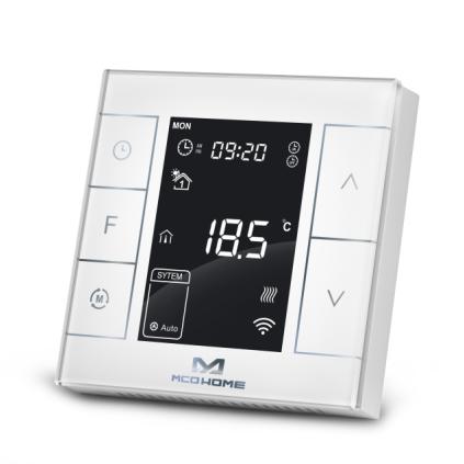 Z-Wave Fußbodenheizung Thermostat MCOHOME MH7 richtig anschließen – Blog HLC24.de – Smarthome ...